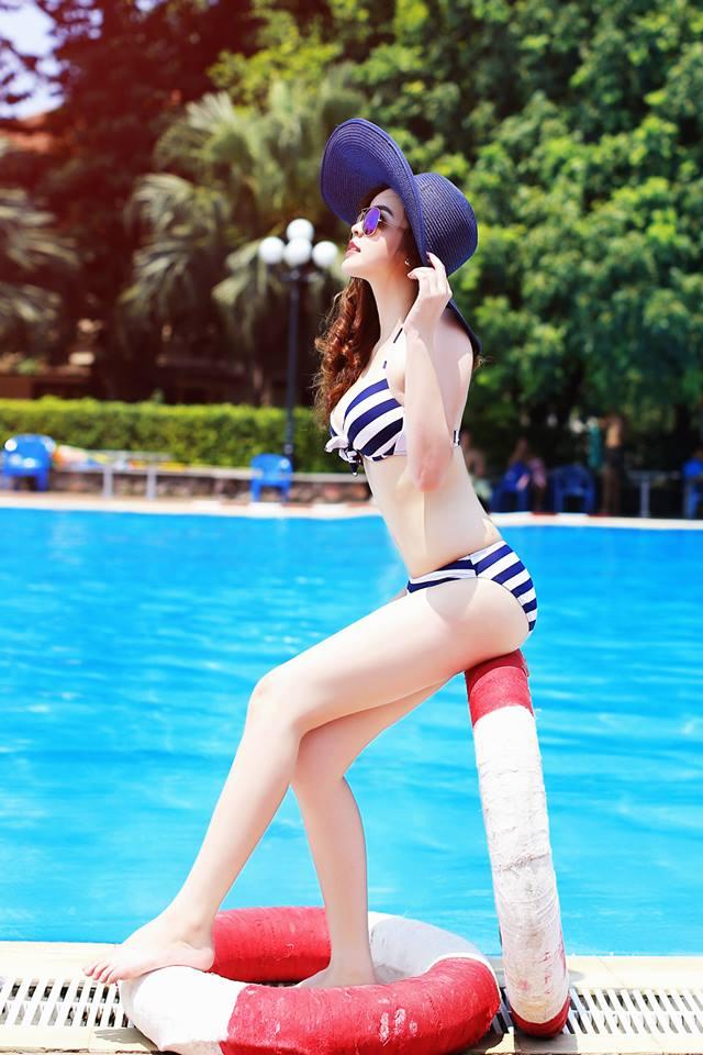 anh girl xinh Huyen Kun sexy