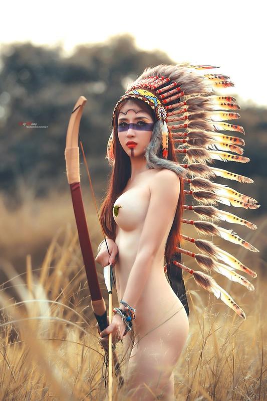 [Tin] - cực mới , bộ ảnh sex chụp lén của hot girl thổ dân nude