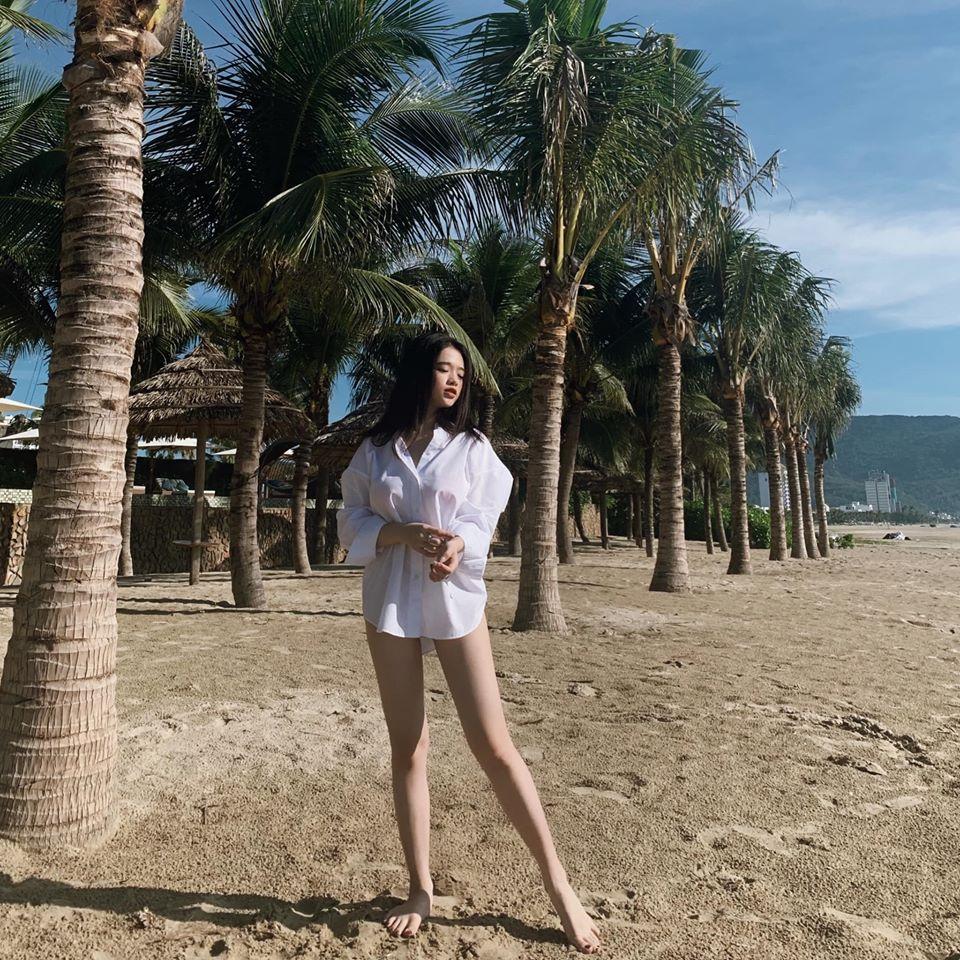 """Thiếu nữ Hà thành có 2 triệu người theo dõi chuộng mặc mốt """"quên quần"""" - 3"""