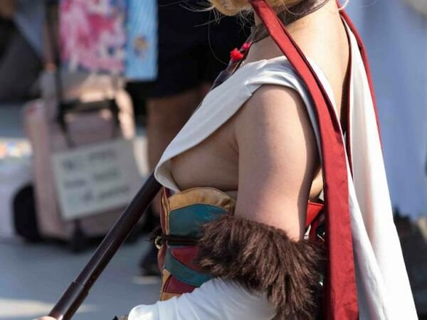 downblouse cosplay00911001