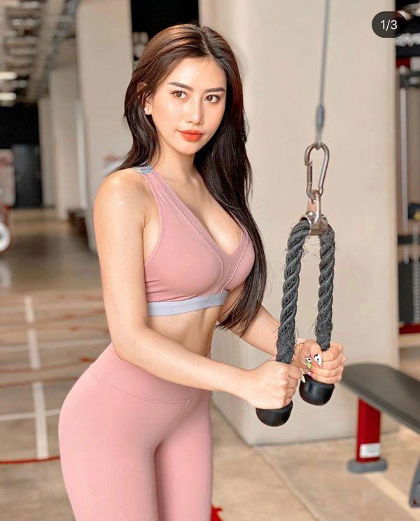[Tin] - Hot girl Trang Tracy diện đồ sexy khoe body cực khủng